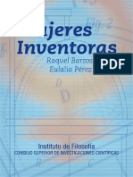 Mujeres inventoras