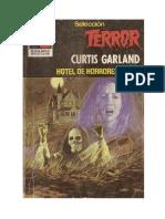Garland Curtis - Seleccion Terror 410 - Hotel de Horrores