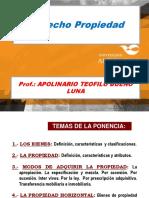 316295071 04 Derecho a La Propiedad PDF Ppt
