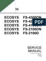 Kyrocera FS-4200N