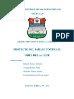Jarabe Contra El Virus de La Gripe