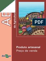 ABC Produto Artesanal Preco de Venda Ed01 2014