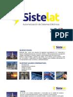 Portafolio Sistelat Sas 2017