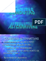 Condutas Alternativas.ppt