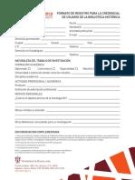 Formato Registro H 1