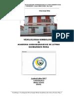 Jornal-Vexilologia da Academia Cordisburguense de Letras Guimarães Rosa-Cordisburgo-MG -Por Silvia Araújo Motta