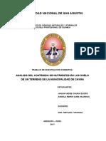 Investigacion Formativa Agroquimica Final