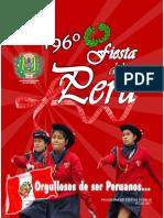 Programa Fiestas Patrias 2017 Cg
