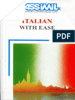 Assimil Italian With Ease