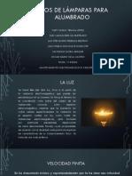 TIPOS DE LAMPARAS PARA ALUMBRADO GUIA 17 (2).pptx