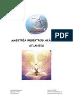 Manual Registros Akashicos Atlantes Nivel Maestro