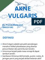 Akne Vulgaris