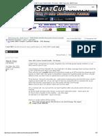 Leon MK1 Cruise Control Guide - Pic Heavy - SEAT Cupra
