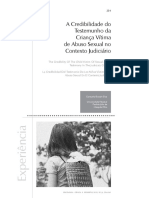 a credibilidade do testemunho da crianca vitima de abuso sexual no contexto judiciario.pdf
