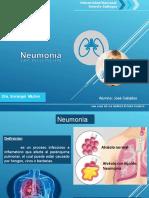 Presentacion de Neumonia Jose Ceballos