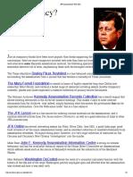 JFK Assassination Web Sites.pdf