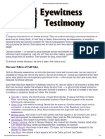 Kennedy Assassination Eyewitness Testimony.pdf