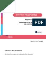 PPT CEM_IIC_Costos y Presupuestos