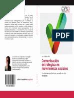 Comunicación estratégica en movimientos sociales. Fundamentos teóricos para la acción eficiente