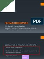 Farmacodermias PDF