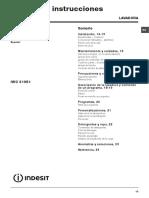 Indesit IWC 61051 EU