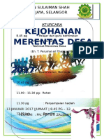 Buku Program Merentas Desa 2017