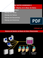 Objetos de Base de Datos