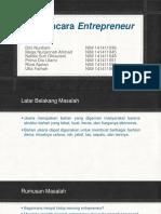 Wawancara Entrepreneur