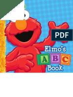 Elmo's ABC Book