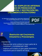 Doppler de Arterias Uterinas- Predicción de Preeclampsia y RCIU