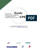 Guide CPE en Logement Social