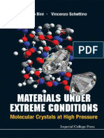 VincenzoSchettino_Materials Under Extreme Conditions2013