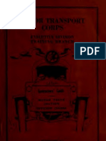(1918) Motor Truck Officers Course