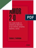 Amor 2 0 Barbara L Fredrickson
