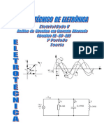 Circuitos RL, RC e RLC (Pitágoras)