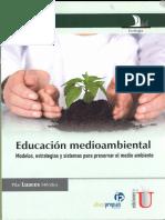 Educación Medio Ambiental Libro