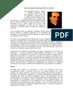 Biografia de Inca Garcilaso de La Vega