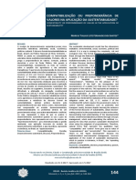 Compatibilização ou preponderancia de valores na aplicação da sustentabilidade - Marcus Tullius