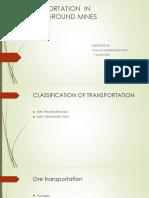 transportationinundergroundminesumtassignment-161024142853