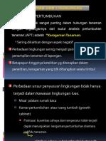 Adel K10 Tanaman Dan Lingkungan