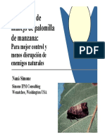 Manejo Integrado de La Palomilla