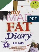 Rae Earl-My Fat Mad Teenage Diary #1 (Por CDL)