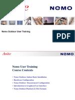 Nemo Outdoor User Training