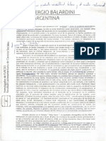 Balardini, Sergio (2004) - Argentina
