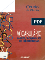 Glossario Geociencias