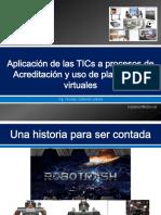 Aplicacion de TICs a Procesos de Acreditación y Plataformas Virtuales_001