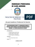 Monografia DEL LAS TEORIAS DEL DERECHO