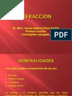 PATOLOGIAS DE LA REFRACCION OFTALMICA