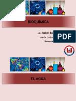 02 Agua Bioquimica