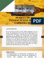 Planta de panificación UPEC Carchi